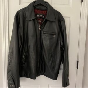 Wilson Leather Men's bomber